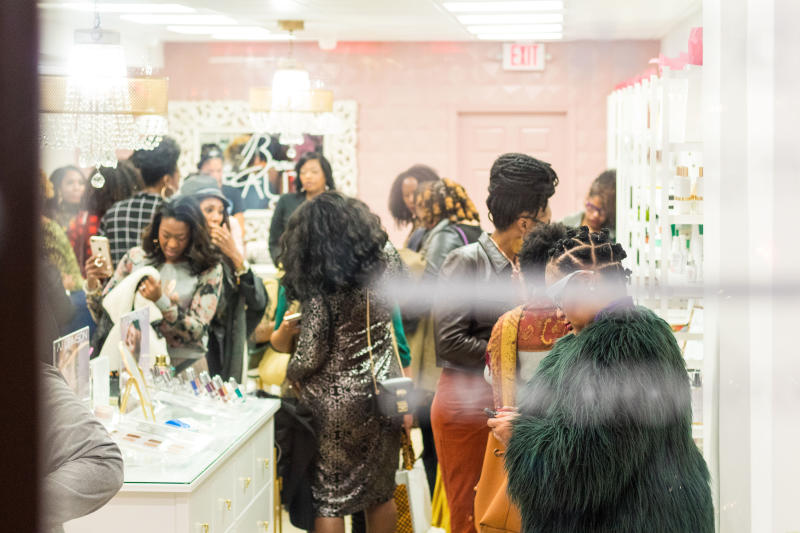The Brown Beauty Co-Op in Washington, D.C. (Erin Martin/@bagladies)