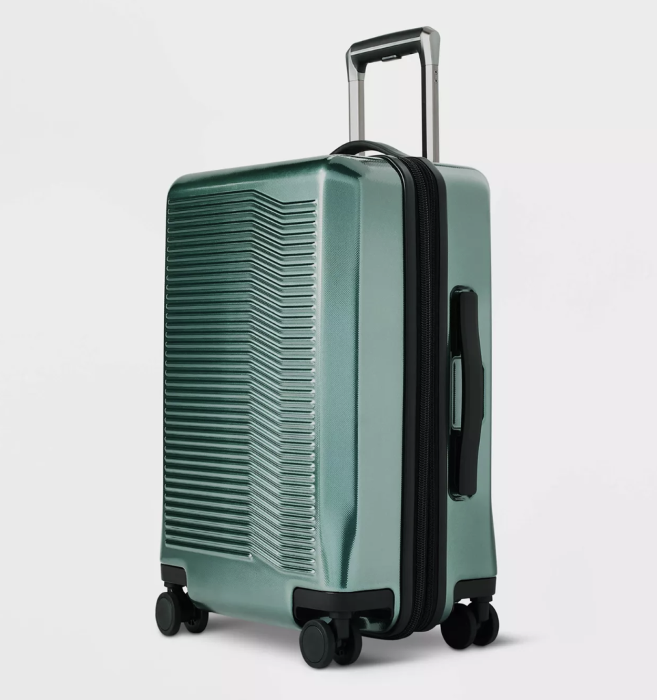 Open Story Hardside Carry On Suitcase