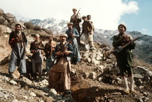 Afghan resistance fighters stood up to Soviet forces -- but a protracted decade-long conflict reaped a huge human cost