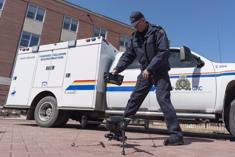 Mounties put hundreds of eyes in the sky with expanding drone fleet
