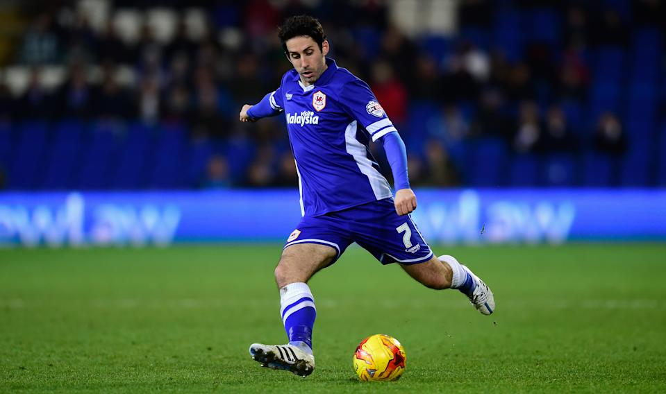 Peter Whittingham, a legend at Cardiff City, died after suffering a serious head injury. (Photo by Stu Forster/Getty Images)