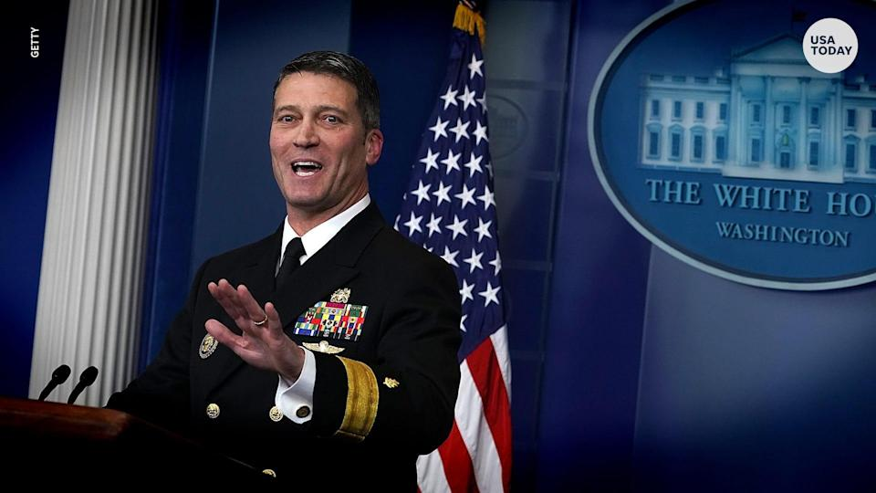 Former White House physician Ronny Jackson elected to Congress