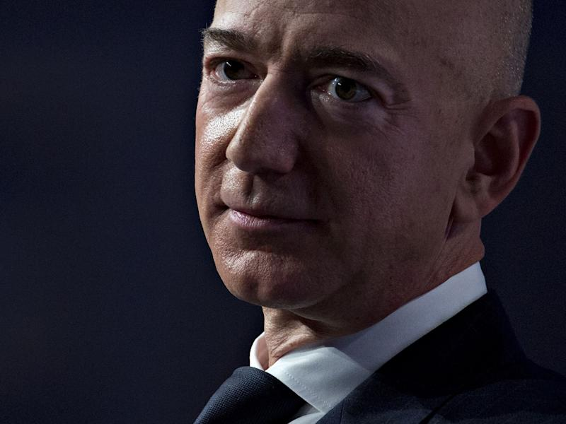 Jeff Bezos Friended the Wrong Foreign Leaders