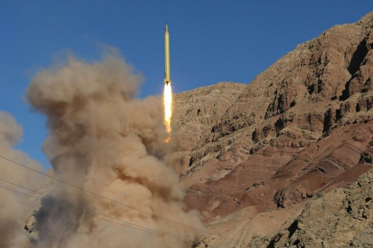 Iran tests new missile after U.S. criticises arms programme