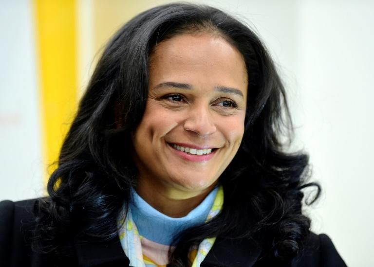 Isabel dos Santos was appointed head of Angola's national oil company Sonangol in 2016, but was forced out by her father's successor President Joao Lourenco shortly after he came to power a year late