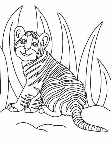 15 Cute Animal Coloring Pages