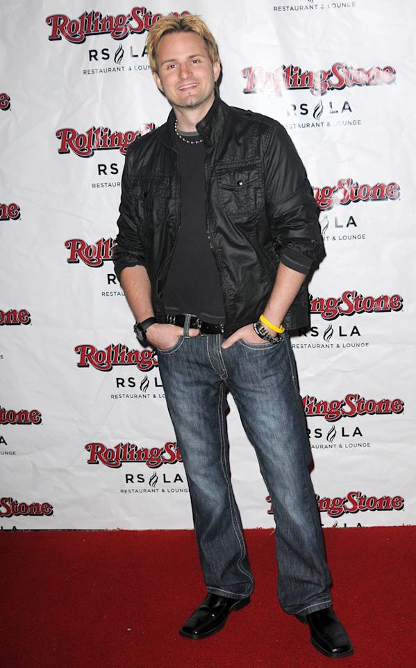 """Jaysin Paul attends Discovery TV's """"My Mom Is Obsessed"""" Screening Party  held at The Rolling Stone Restaurant & Lounge on April 30, 2012 in  Hollywood, California."""