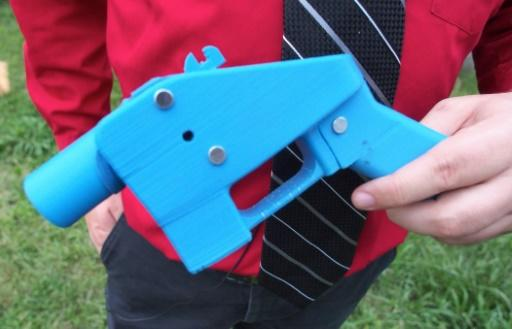 Nine states are suing the Trump administration to stop 3D-printed guns