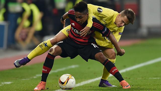 If Bayer Leverkusen are to part with their left-back, they are set to make the Ligue 1 side pay well in excess of €30 million