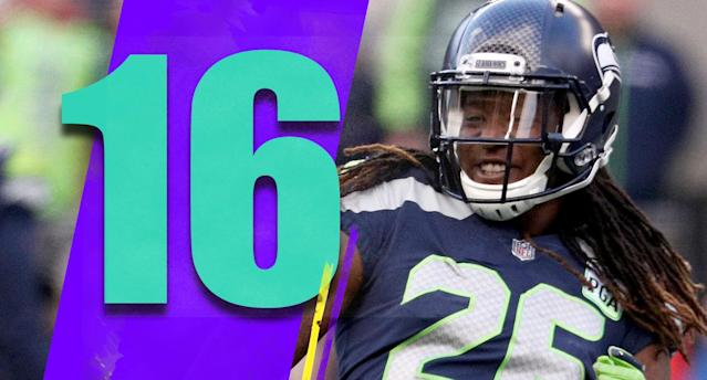 <p>This current six-game stretch will define the Seahawks' season. The six games come against the Chargers, at Rams, Packers on a Thursday night, at Panthers, vs. 49ers and then they host the Vikings. They already dropped one at home to the Chargers. (Shaquill Griffin) </p>