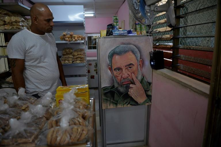 Fidel Castro ruled Cuba for nearly half-a-century from 1959 to 2006 and is still revered by many as the country's father and savior