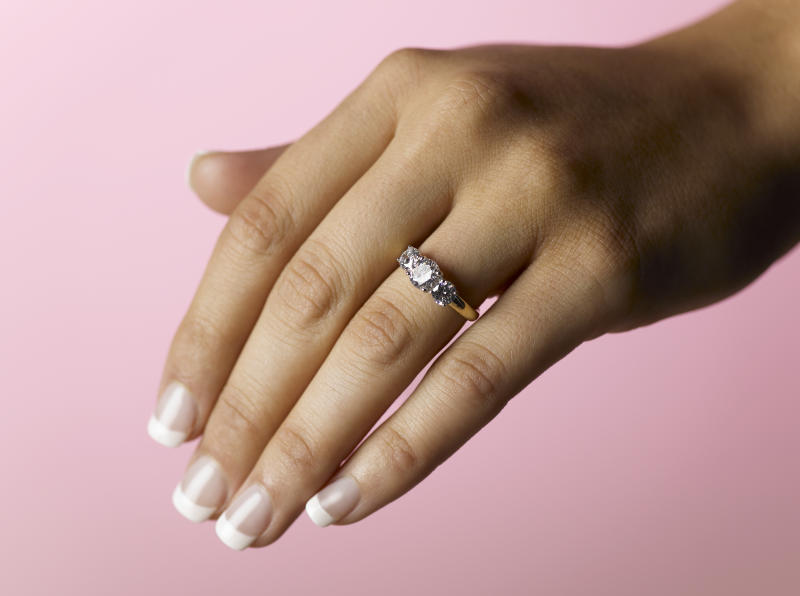 body language taking wedding ring on and off