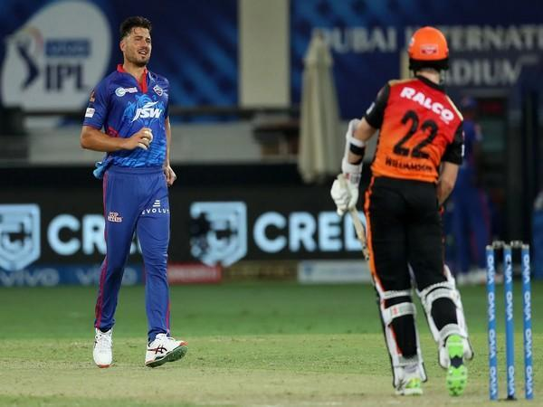 DC all-rounder Marcus Stoinis. (Photo/ Sportzpics for IPL)