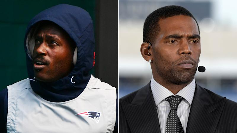Randy Moss wonders who's holding Antonio Brown accountable for actions