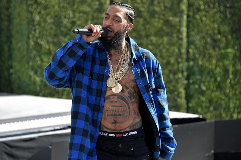 Fox News host Laura Ingraham condemned after mocking late rapper Nipsey Hussle