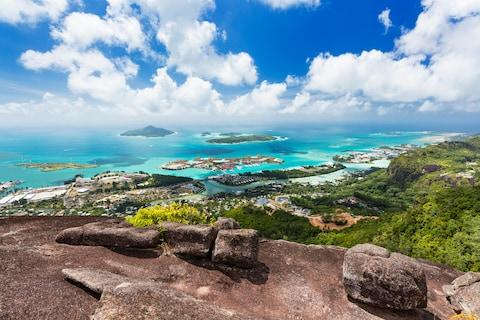 The Seychelles: a surprising haven for lager lovers - Credit: ALAMY