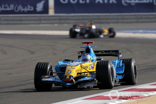 "2006: Fernando Alonso, Renault R26 <span class=""copyright"">Sutton Motorsport Images</span>"