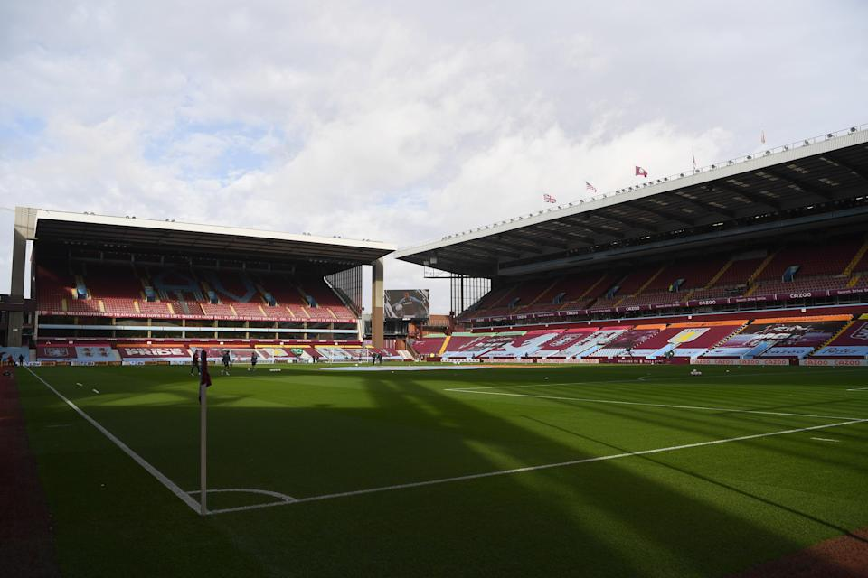Aston Villa fans were reported for alleged hate crimes more than any other club in 2019/20 (Getty)