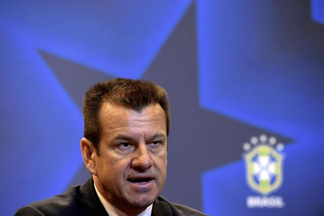 Several things Dunga does not like about Neymar and the current state of the Brazilian national team