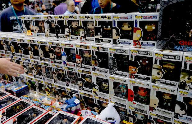 Funko Toys to Become Animated Movie at Warner Bros.