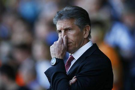 Britain Football Soccer - West Bromwich Albion v Southampton - Premier League - The Hawthorns - 8/4/17 Southampton manager Claude Puel Action Images via Reuters / Peter Cziborra Livepic