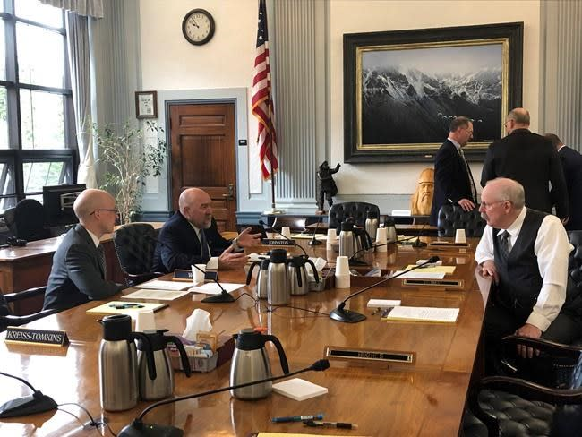 Alaska House votes down full oil-wealth fund dividend