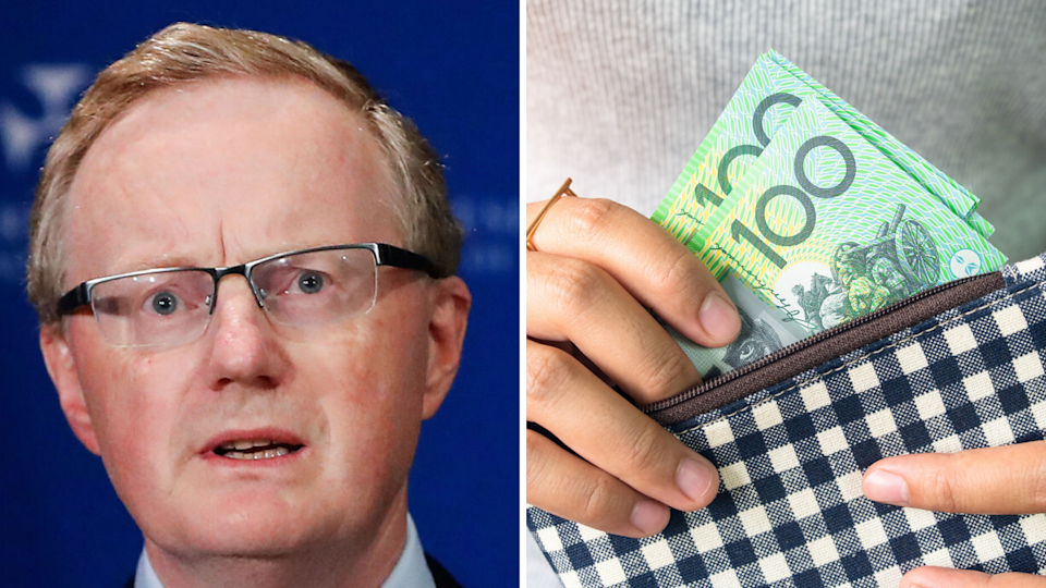 RBA governor Philip Lowe warns against removing fiscal stimulus measures too early. Source: Getty