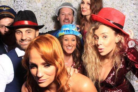Jules and Cam had a bevy of MAFS co-stars at their engagement party last month. Photo: Instagram/julesrobinson82/