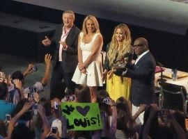 Britney Spears And Demi Lovato Walk Out Of X Factor USA Auditions?