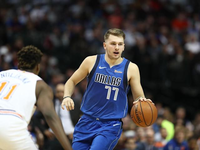 Dallas have invested time into Luka Doncic's development: Getty