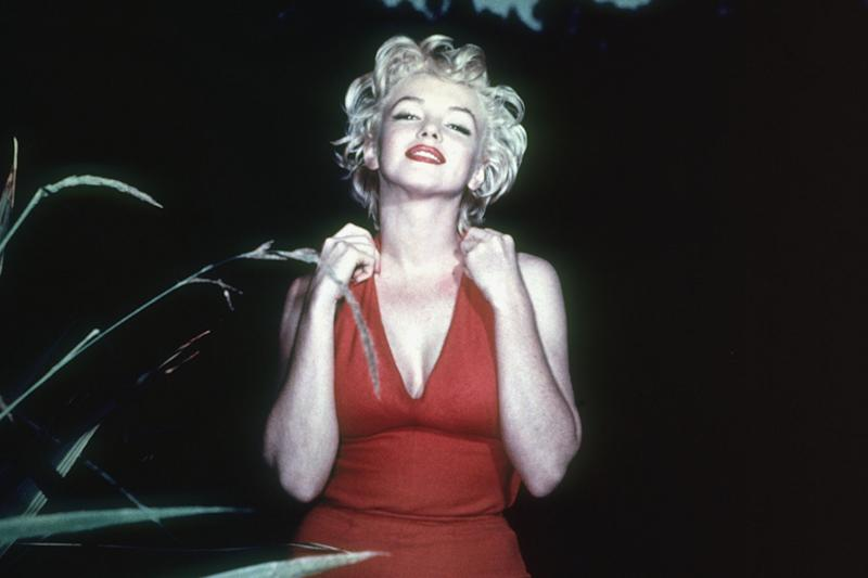 Icon: Marilyn Monroe's life story is re-told in Channel 4 documentary about memorabilia auction: Baron/Getty