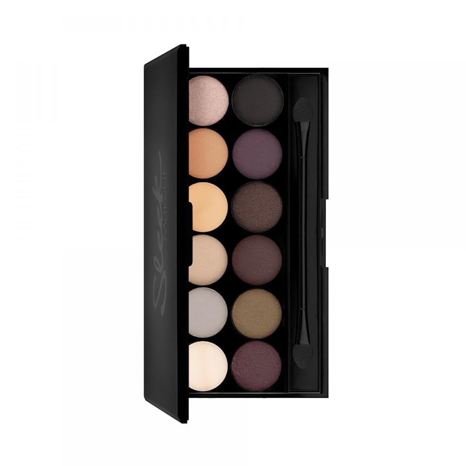 <p>If you're looking to improve your eye shadow game this is a fantastic palette to begin with. Filled with neutral and complimentary shades perfect to rock both day and night, these pigmented eye shadows will have you wondering why you waited so long to pick up this palette. </p><p><br /></p>