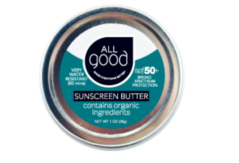 All Good sunscreen spf