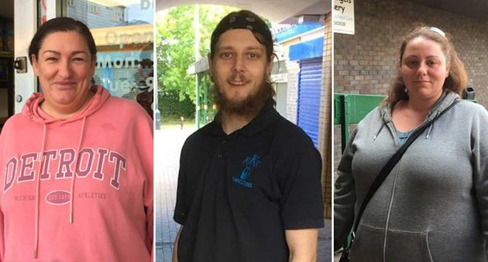 Michelle, Tom and Cayleigh on how Universal Credit will impact them.