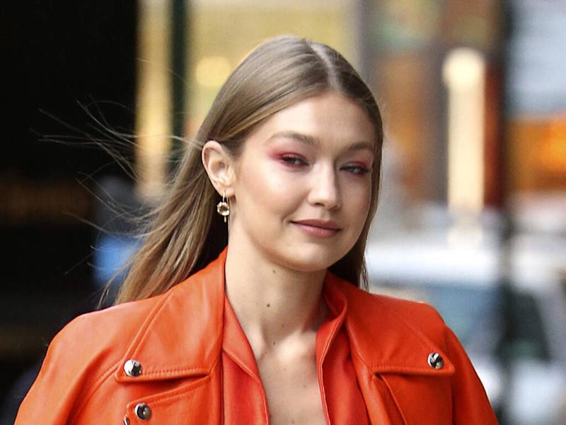 Gigi Hadid gorging on sweet treats during pregnancy