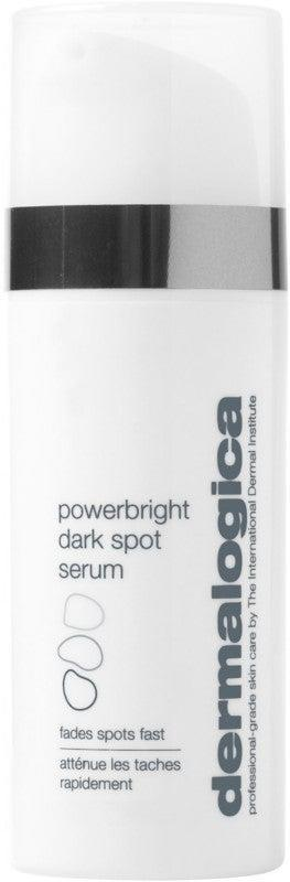 """<h3>Dermalogica PowerBright Dark Spot Serum</h3><br>Shiitake mushroom, niacinamide (aka vitamin B3), and hexylresorcinol (a synthetic molecule known for skin-lightening) work together to tackle <a href=""""https://www.refinery29.com/en-us/what-is-hyperpigmentation"""" rel=""""nofollow noopener"""" target=""""_blank"""" data-ylk=""""slk:hyperpigmentation"""" class=""""link rapid-noclick-resp"""">hyperpigmentation</a> over time, but impatient types will love the light-diffusing polymer and titanium dioxide that brighten things up in a snap.<br><br><strong>Dermalogica</strong> PowerBright Dark Spot Serum, $, available at <a href=""""https://go.skimresources.com/?id=30283X879131&url=https%3A%2F%2Fwww.ulta.com%2Fpowerbright-dark-spot-serum%3FproductId%3Dpimprod2022851"""" rel=""""nofollow noopener"""" target=""""_blank"""" data-ylk=""""slk:Ulta Beauty"""" class=""""link rapid-noclick-resp"""">Ulta Beauty</a>"""