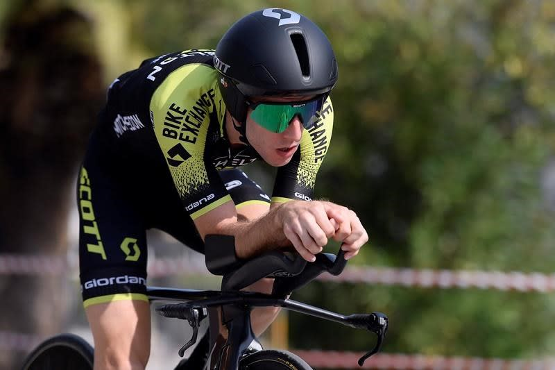 Yates holds off Thomas to win Tirreno-Adriatico, Canada's Woods finishes eighth