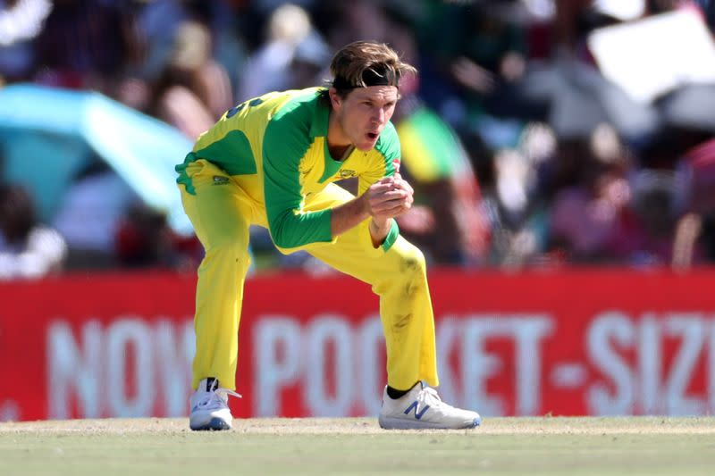 Australia's Zampa replaces Richardson in IPL side Bangalore