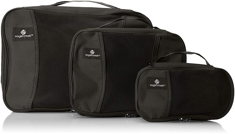 Eagle Creek Pack it Cube Set. (Photo: Amazon)