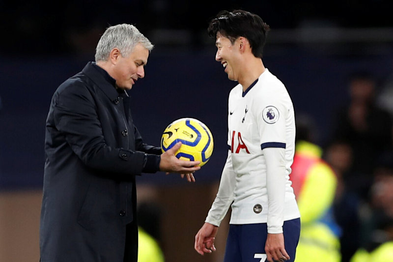 'Son-aldo!': Jose Mourinho Salutes Son Heung-min's Wonder Goal in Spurs Win