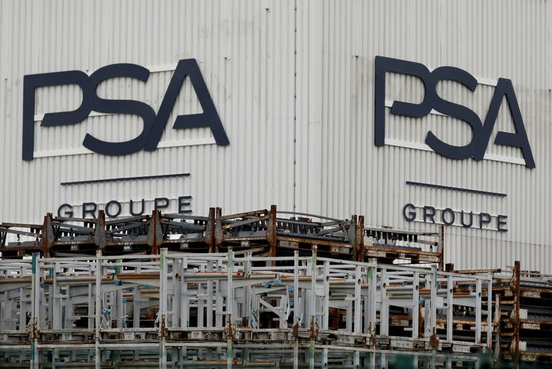 PSA Group 2019 sales slump 10% after record 2018