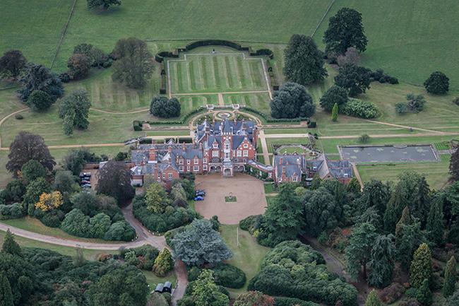 Inside Prince Edward and Sophie Wessex's royal residence, Bagshot Park