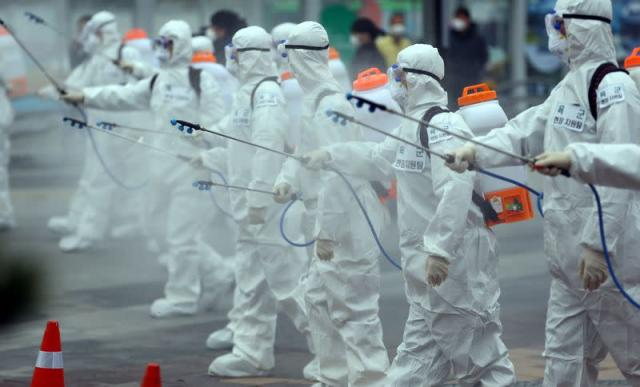 Image result for South Korea reports 376 new coronavirus cases, total rises to 3,526