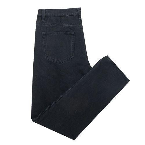 """<p><a class=""""link rapid-noclick-resp"""" href=""""https://www.adaysmarch.com/uk/men/categories/denim/denim-no2-used-black"""" rel=""""nofollow noopener"""" target=""""_blank"""" data-ylk=""""slk:SHOP"""">SHOP</a></p><p>A classic, relaxed fit made from high quality, durable Spanish denim. For an easy life, pair with anything from A Days March's collection – an incredible wardrobe of modern basics. </p><p>Denim No.2 Used Black, £110, <a href=""""https://www.adaysmarch.com/uk/men/categories/denim/denim-no2-used-black"""" rel=""""nofollow noopener"""" target=""""_blank"""" data-ylk=""""slk:adaysmarch.com"""" class=""""link rapid-noclick-resp"""">adaysmarch.com</a></p>"""