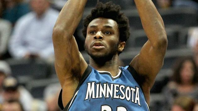 Andrew Wiggins not going to be traded, says Timberwolves owner