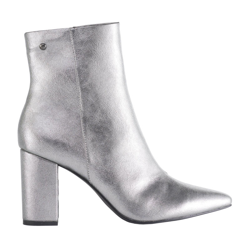 fd595af270f Our Affordable Obsession  Metallic Block Heel Booties