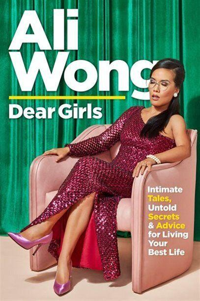 """Chances are your No. 1 gift recipient has seen both of Ali Wong's Netflix specials and her hilarious movie """"Always Be My Maybe;"""" now it's time for them to enjoy Wong in print, too. <a href=""""https://www.chapters.indigo.ca/en-ca/books/dear-girls-intimate-tales-untold/9780525508830-item.html"""" target=""""_blank"""" rel=""""noopener noreferrer"""">Get it for $25 at Indigo.</a>"""