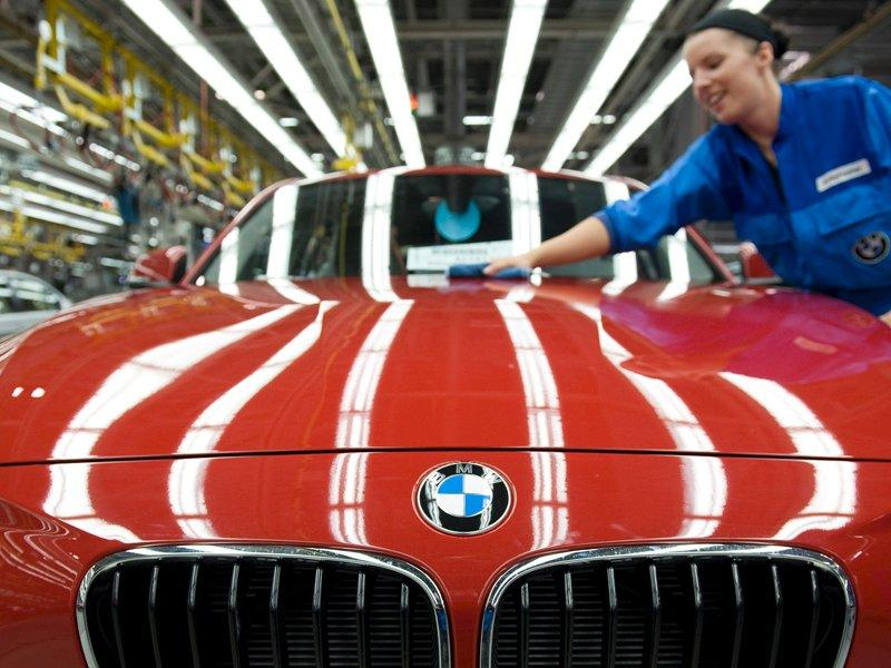 China helps BMW offset European weakness