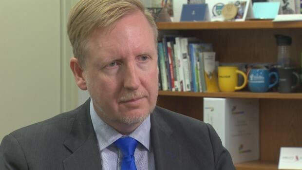 Education Minister Dominic Cardy said he plans to look at the role of district education council members and possibly reforming the governance structure to make the job more attractive.