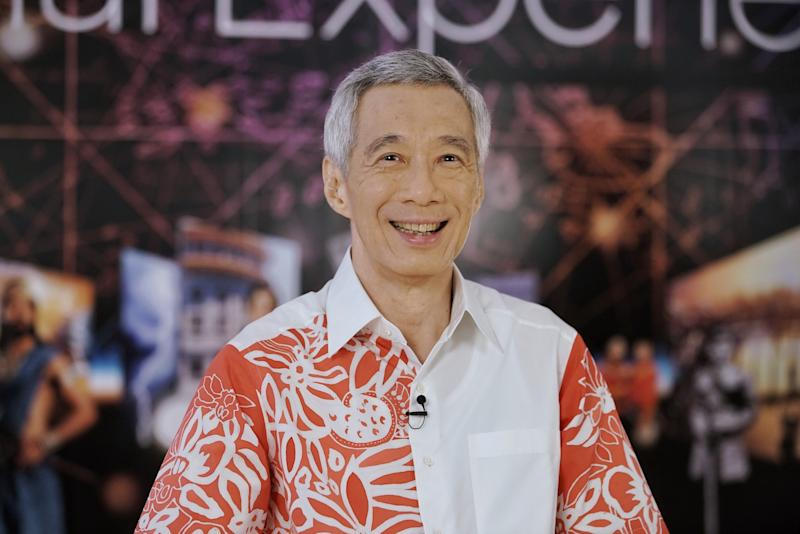 (PHOTO of Singapore Prime Minister Lee Hsien Loong: Ministry of Communications and Information)